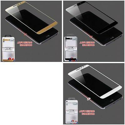 For Stylo 3 LS777 Phone Tempered Glass Screen Cover