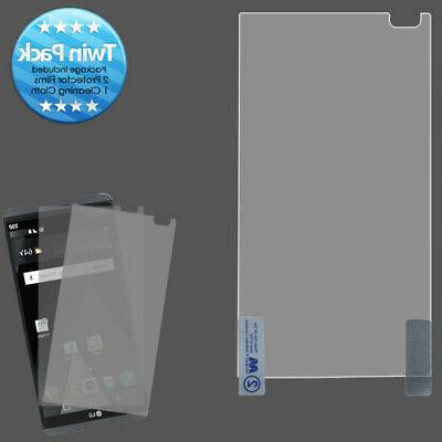 For LG V20 Screen Protector Twin Pack