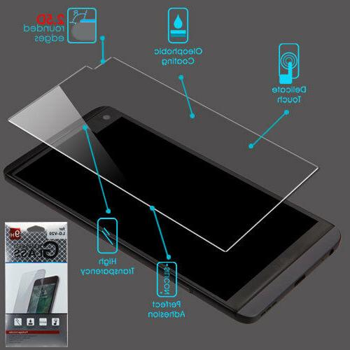 For LG V20 ShockProof 9H Tempered Glass Screen Protector Gua