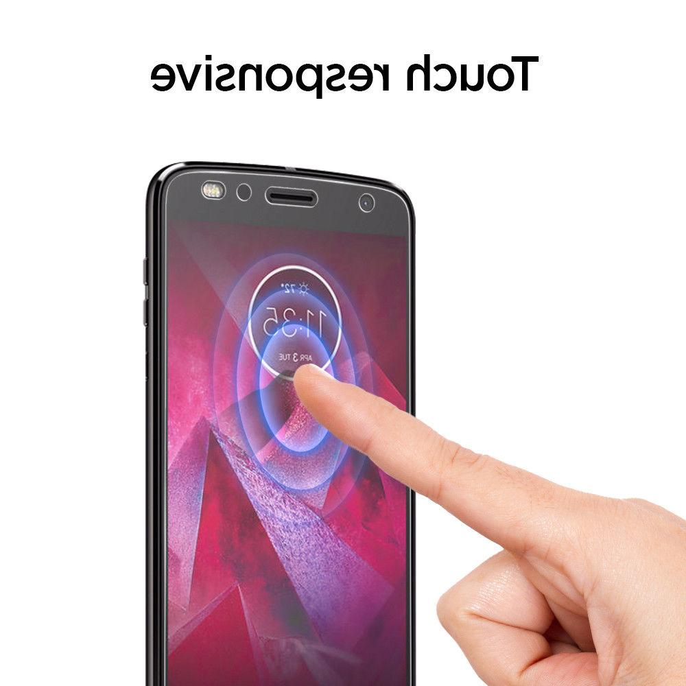 For Z2 Force Edition Screen Protector Glass