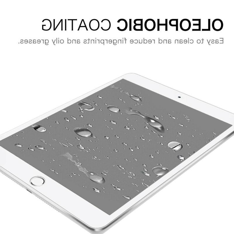 For iPad Generation inch Tablet Tempered Glass Screen Protector