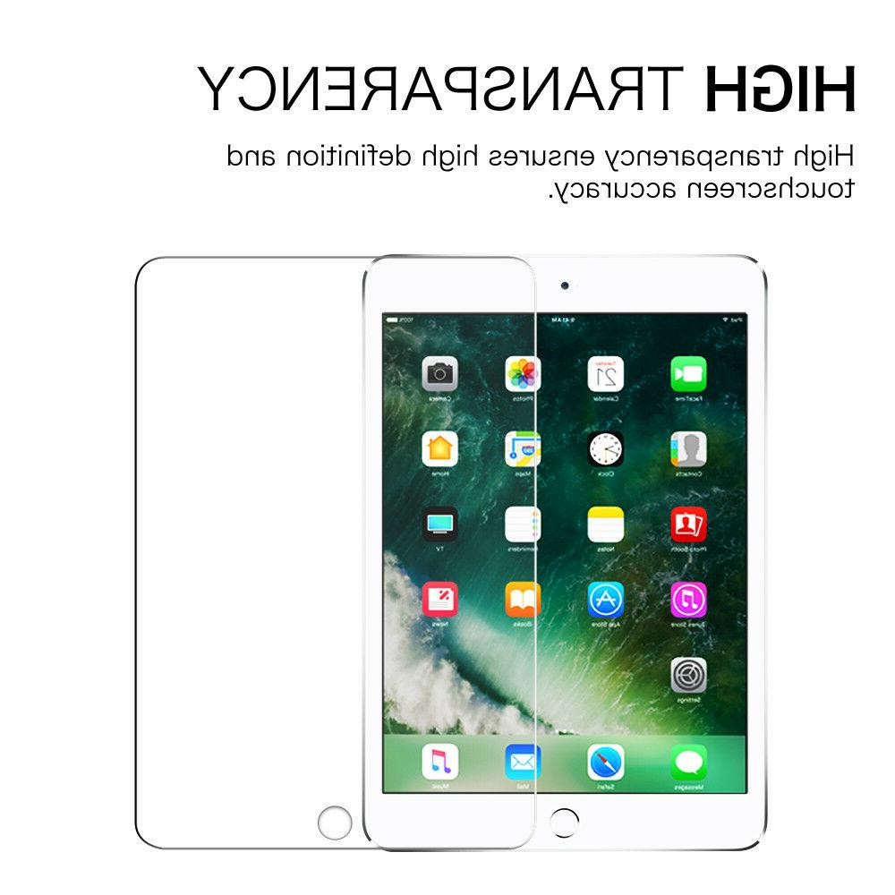 For iPad Generation inch 2018 Tablet Tempered Protector