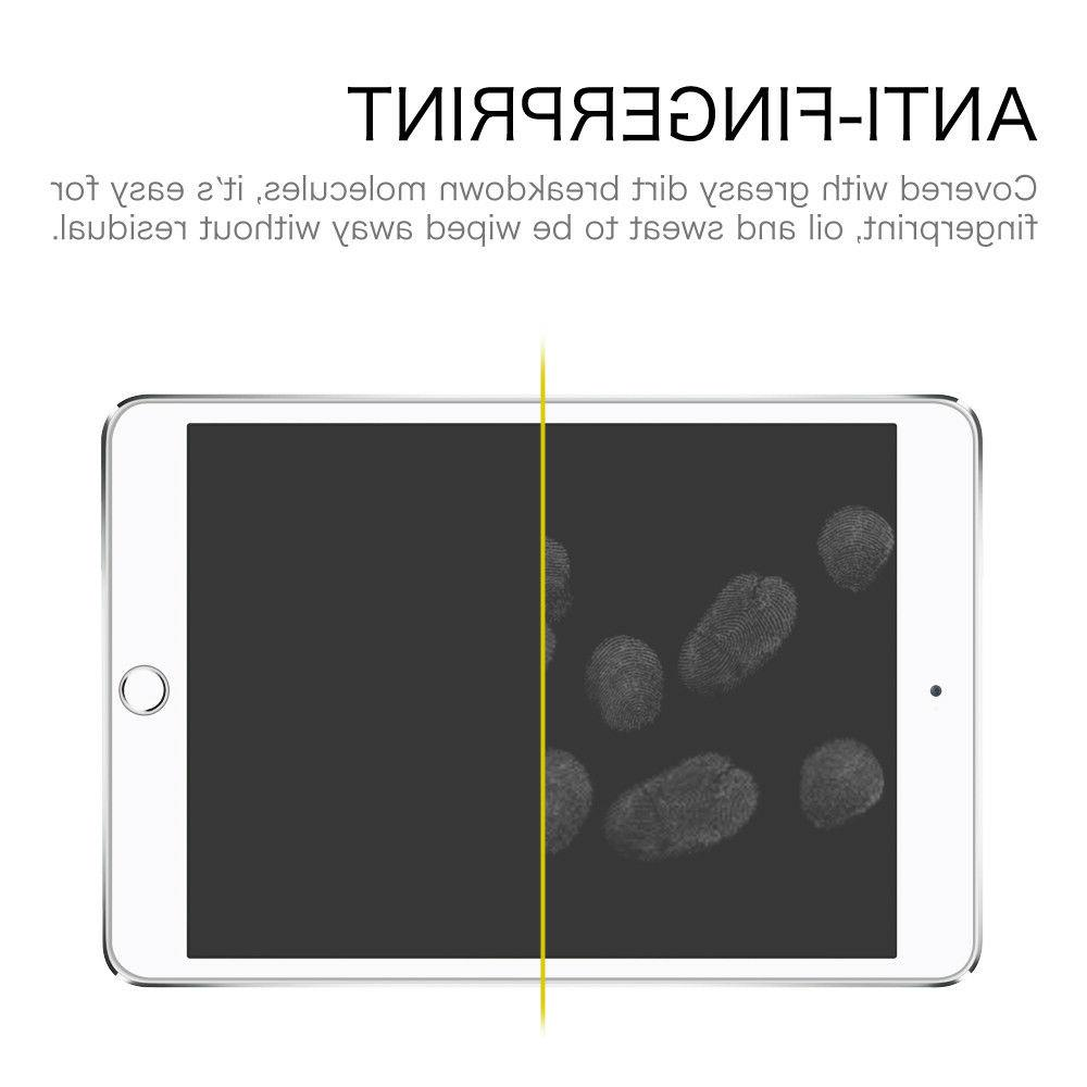 For iPad 6th Generation Tablet Glass Screen Protector