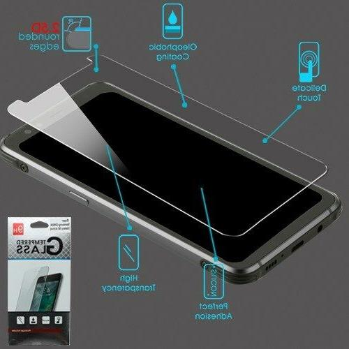 For Samsung Galaxy S8 Active G892A - Tempered Glass Screen P