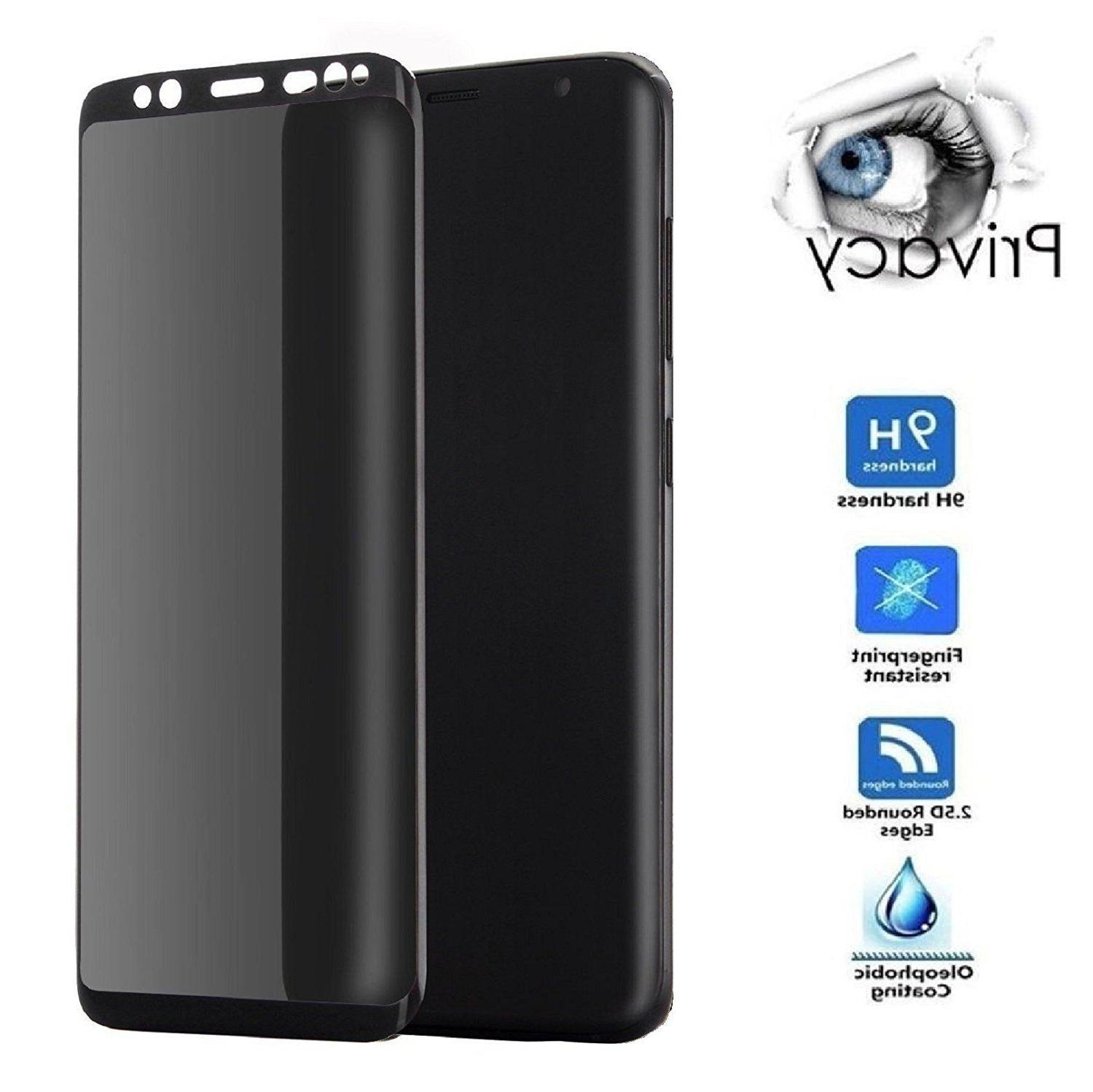 For S9 Privacy Tempered Screen