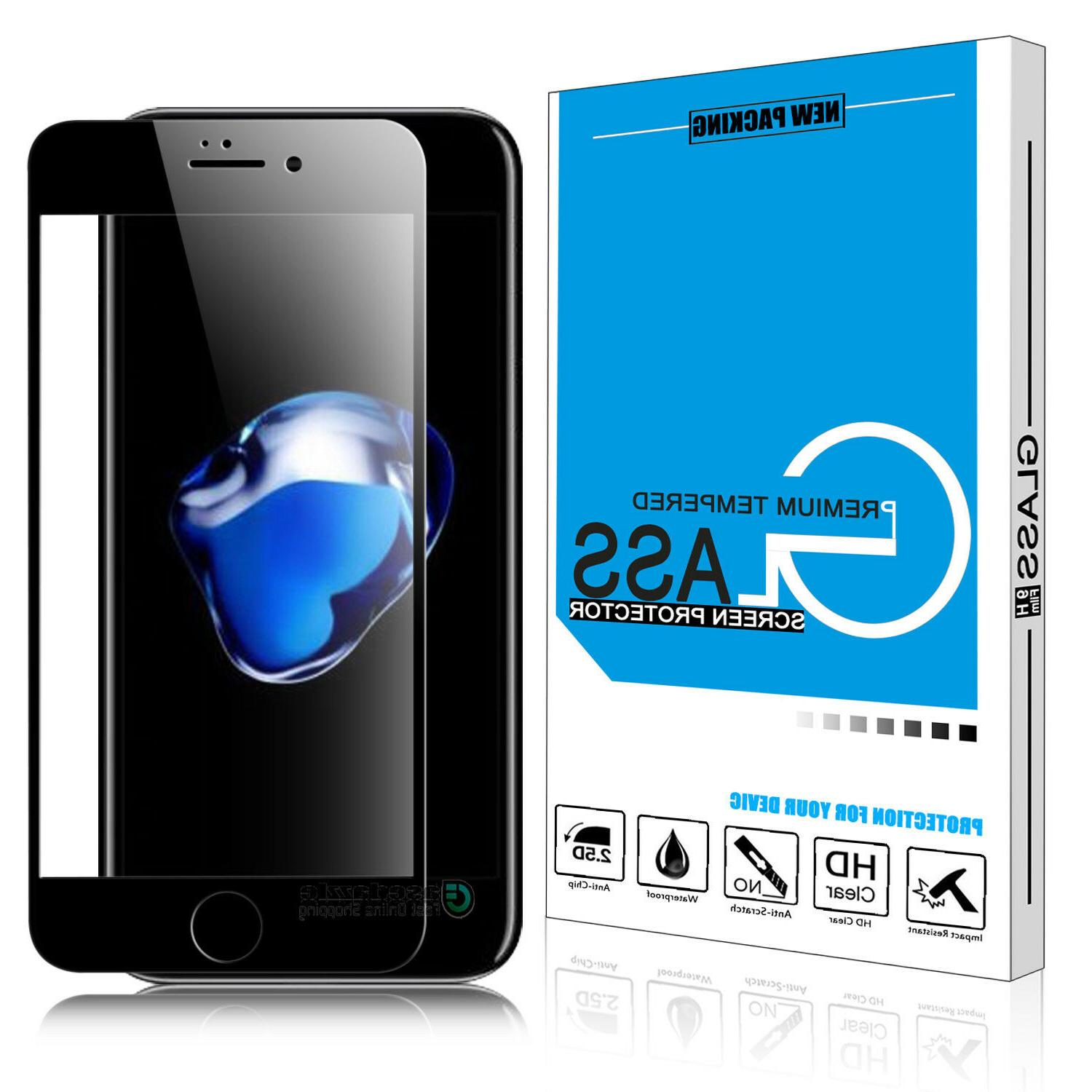 For iPhone 7/8 Full Tempered Screen Film