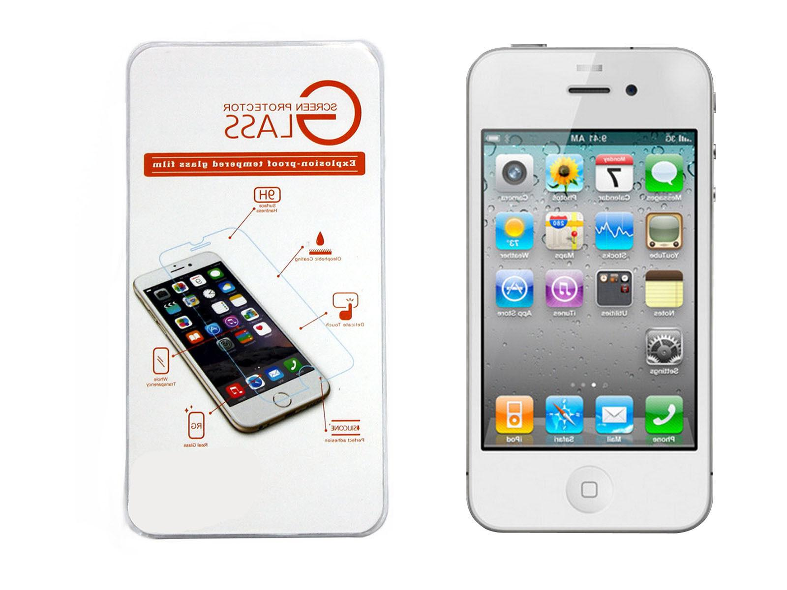 "Generic Tempered Glass Screen Protector for 4.7"" Apple iPhon"