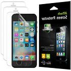 JETech 3-Pack Screen Protector for Apple iPhone SE 5s 5 PET