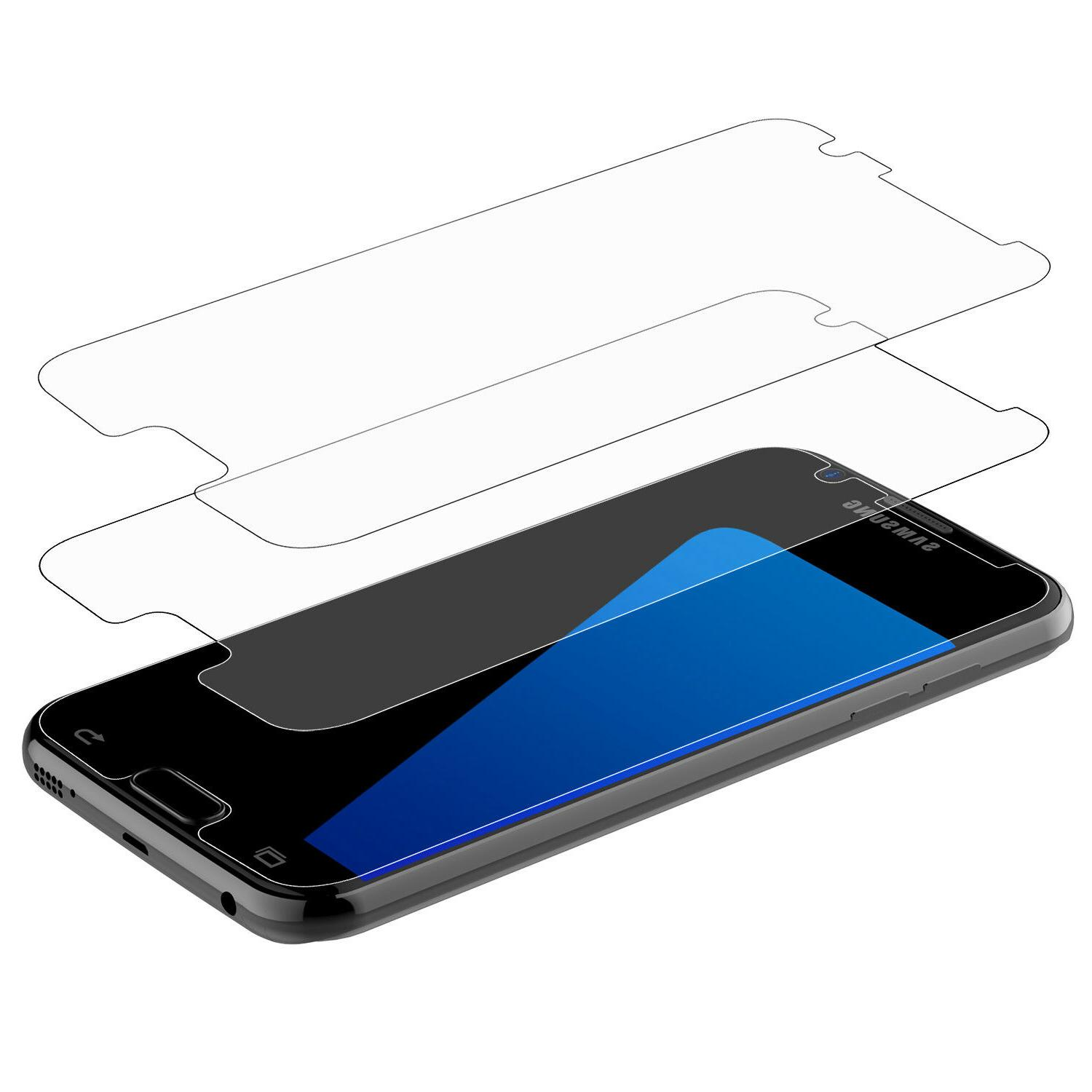JETech Screen Protector for Samsung Galaxy S7 HD Film
