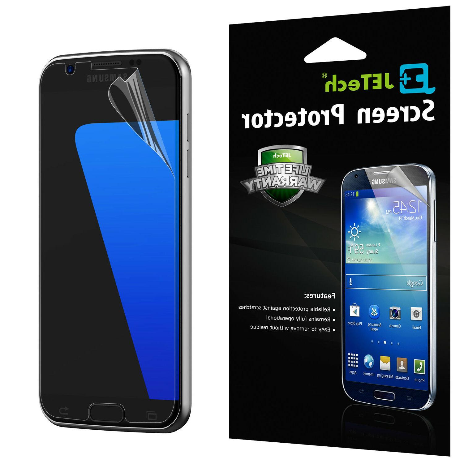 JETech Screen Protector for Samsung S7 HD