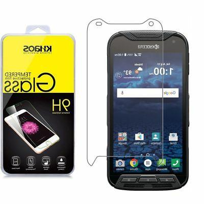 KHAOS HD Ballistic Glass Screen Protector For Kyocera DuraFo