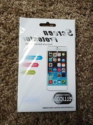 Maxboost Ultra Clear HD Film Screen Protector for iPhone 6/6