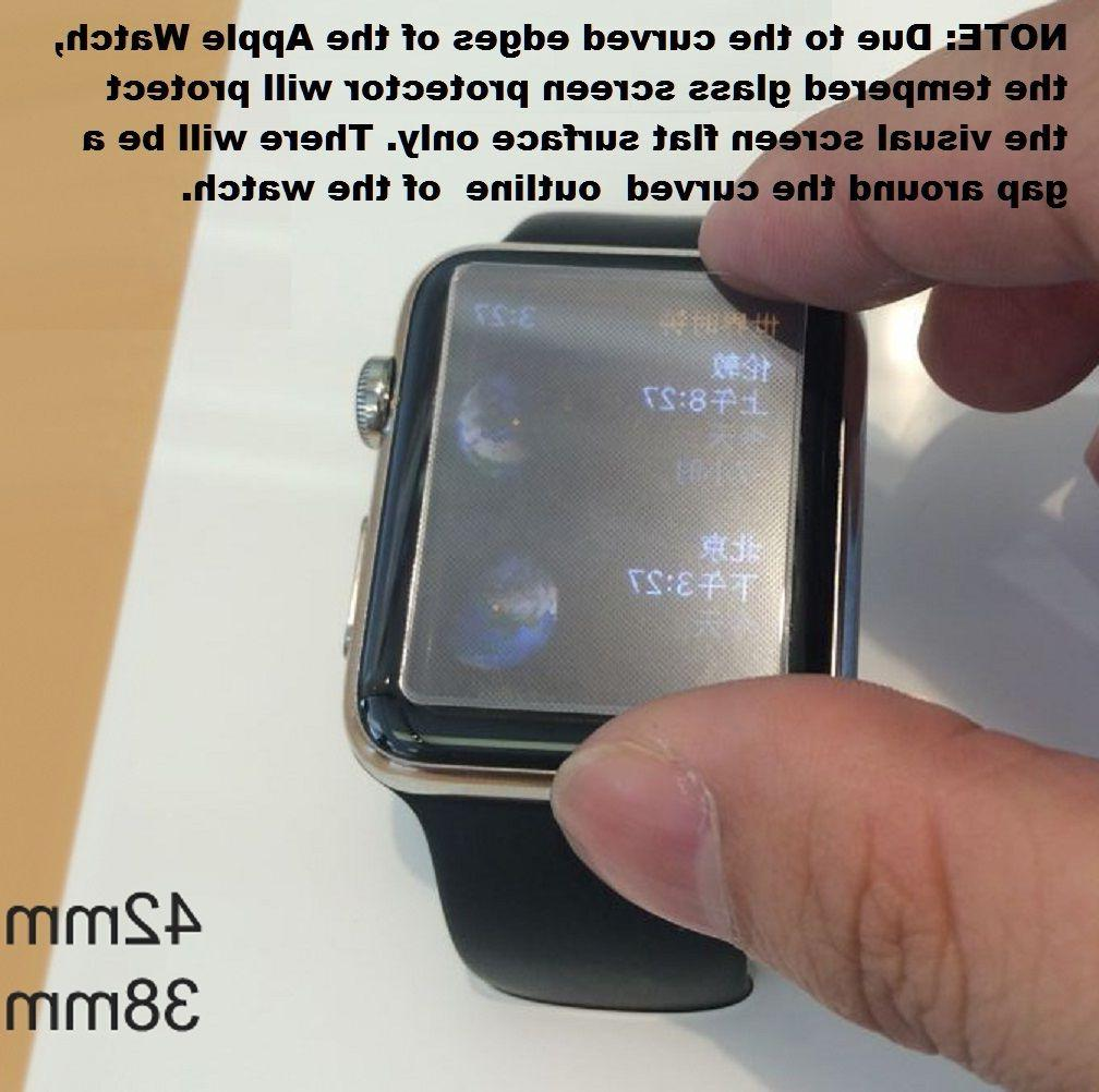 New For Apple Watch Premium Tempered Film Screen