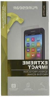 New OEM PureGear Extreme Impact Screen Protector For Google
