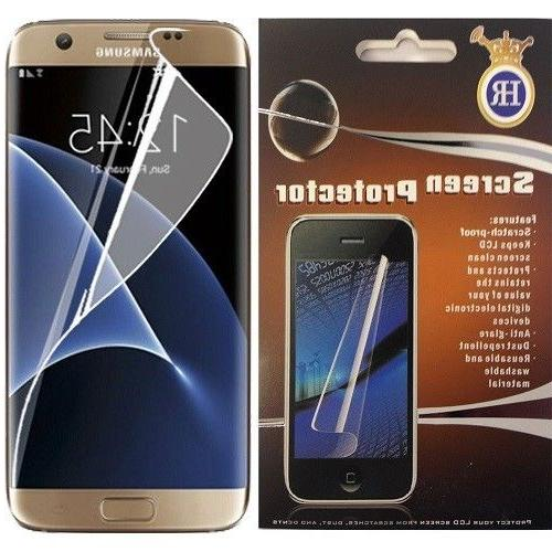 Premium Anti Shock Clear Full Screen Protector For Samsung G