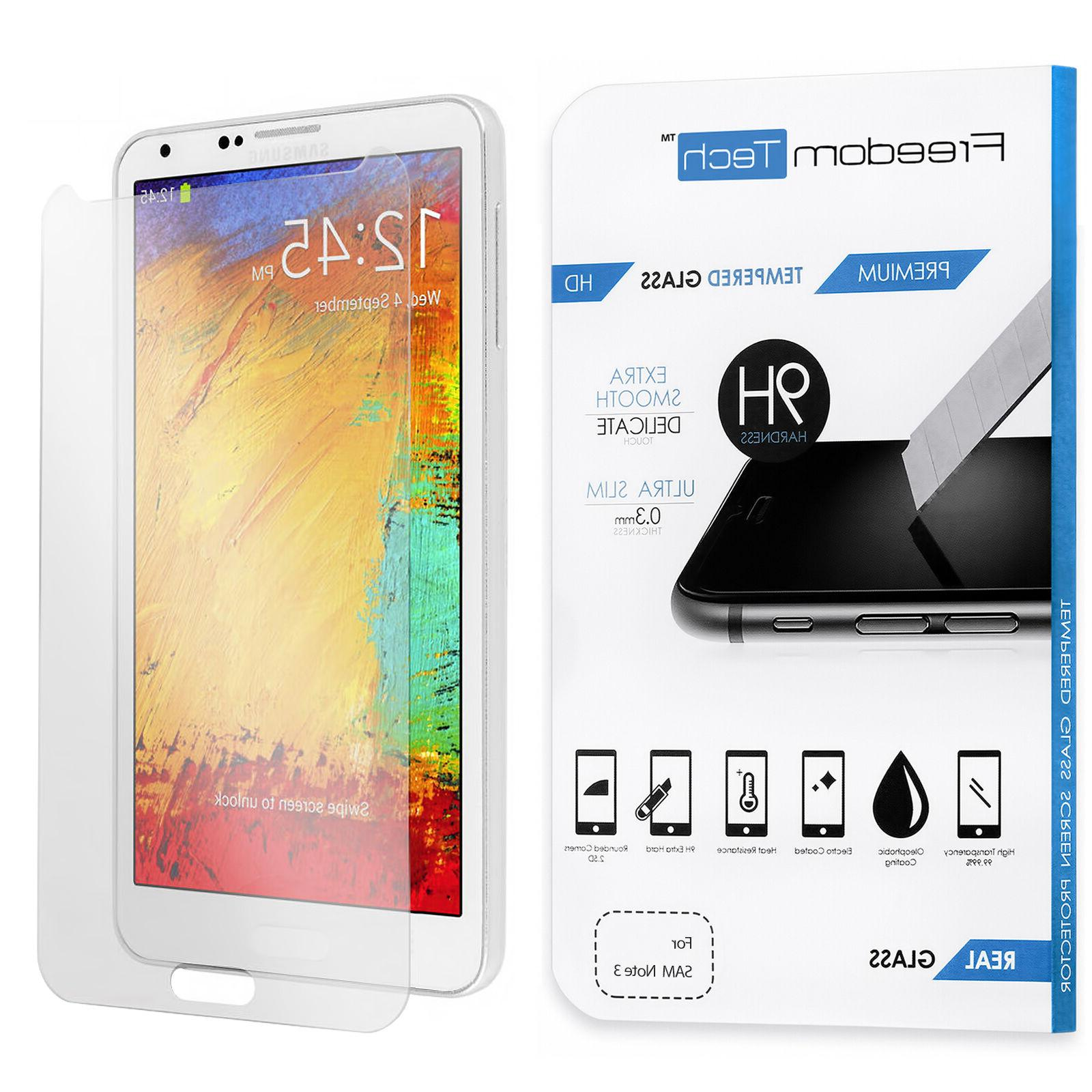 Premium HD Tempered Glass Screen Protector Film for Samsung