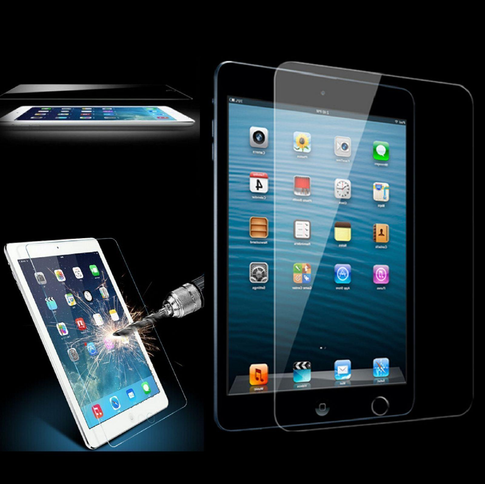 Premium Tempered Glass Screen Protector for Apple iPad Mini