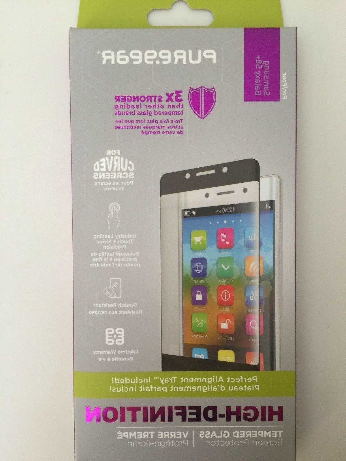 Puregear Tempered GLASS Screen Protector for Samsung Galaxy