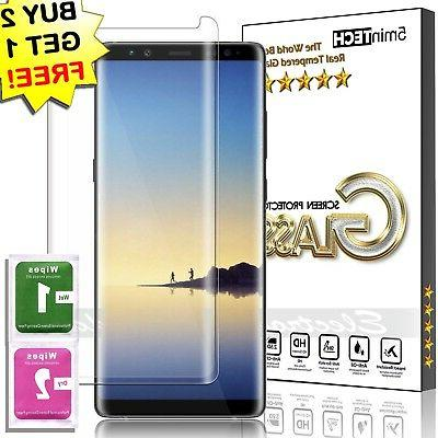✔ Real Tempered Glass Screen Protector HD Premium FOR SAMS