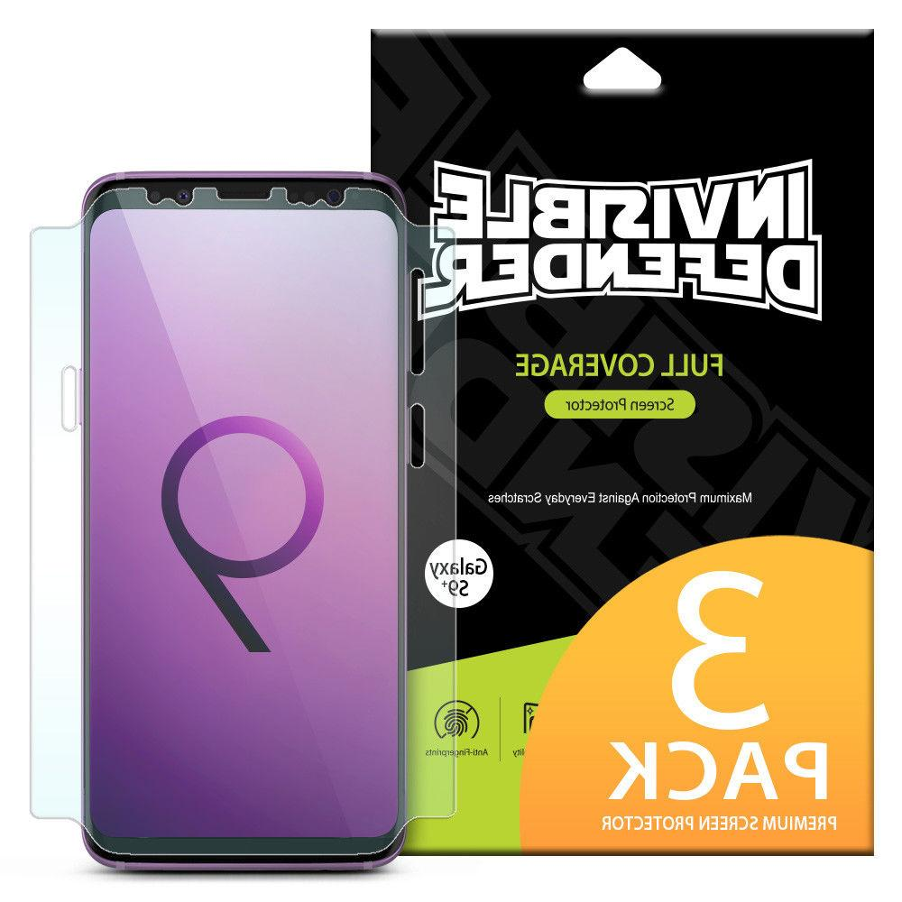 Samsung Galaxy S9 Plus Screen Protector | Ringke  Film