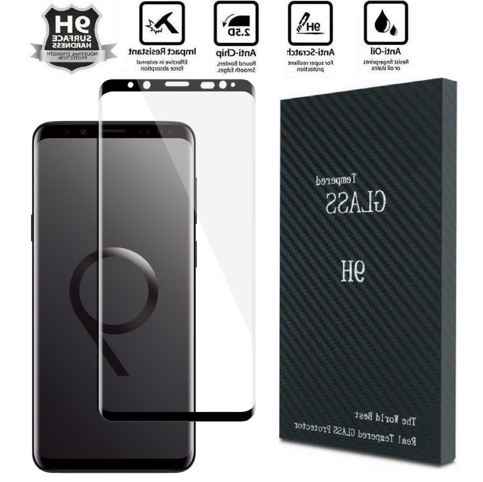 Samsung Galaxy Plus Full Tempered Glass Screen Protector