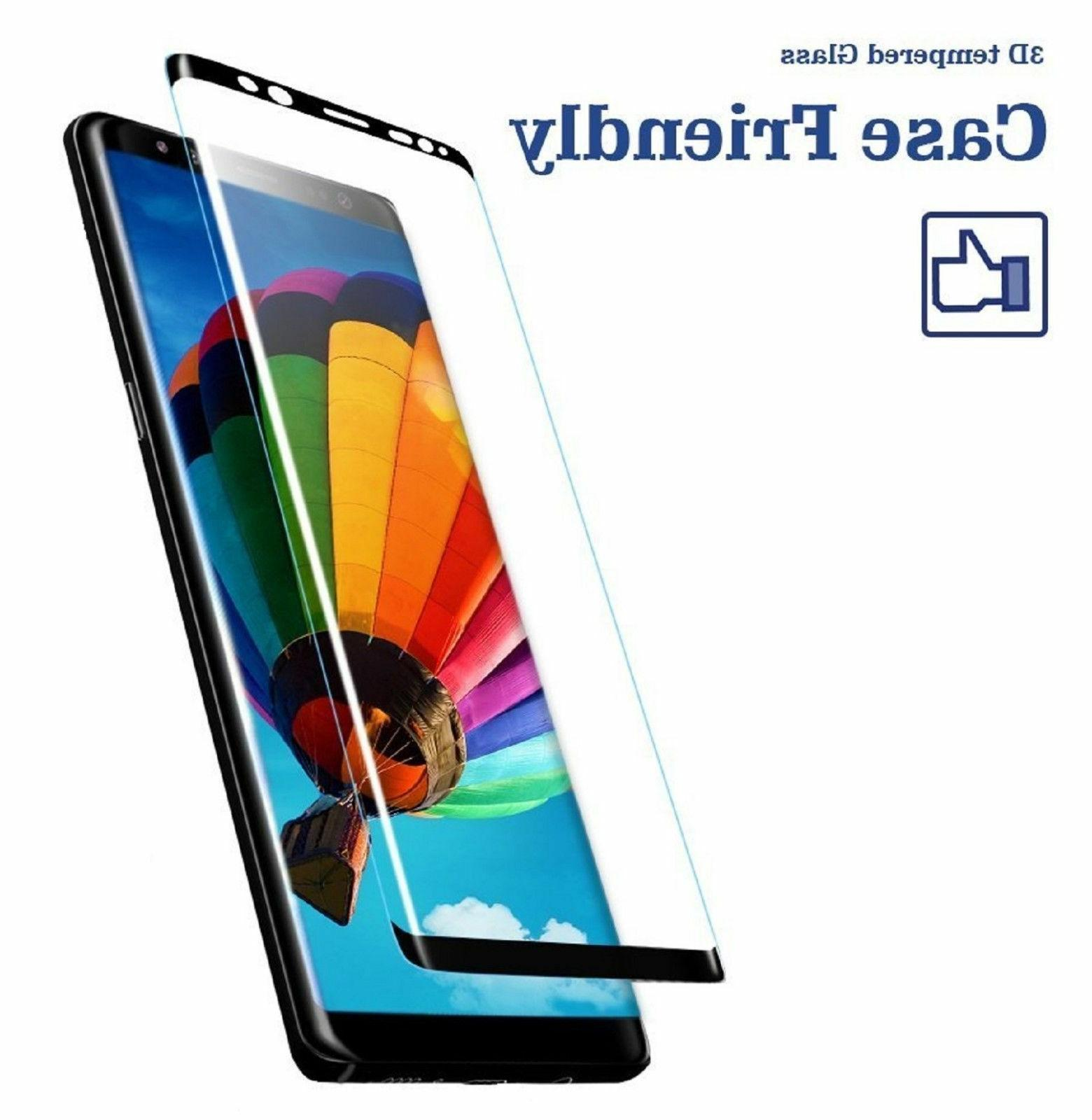 Samsung S9 Plus Note 4D Full Glass Screen Protector