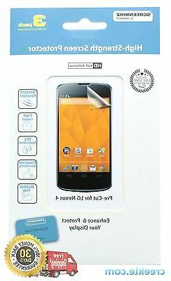 ScreenWhiz Screen Protector 3-Pack for LG Nexus 4