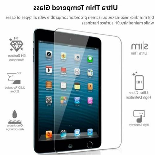 Screen protector for iPad 6th Glass