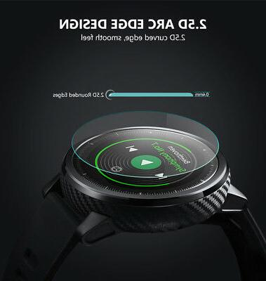 Tempered Screen Protector Smart Watch Protective Film Dia.