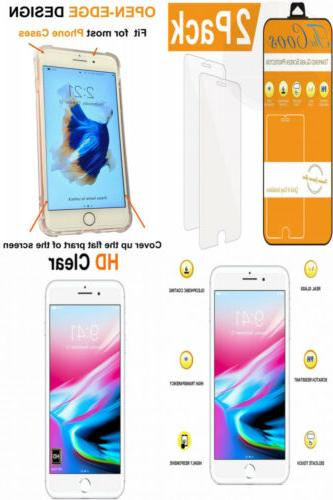 TheCoos  Tempered Glass Screen Protector For Apple iPhone 6