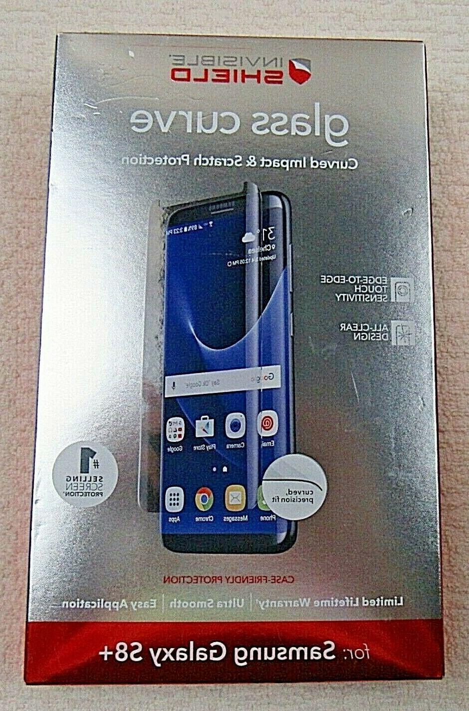 ZAGG Invisible Shield Glass Curve Screen Protector Samsung G