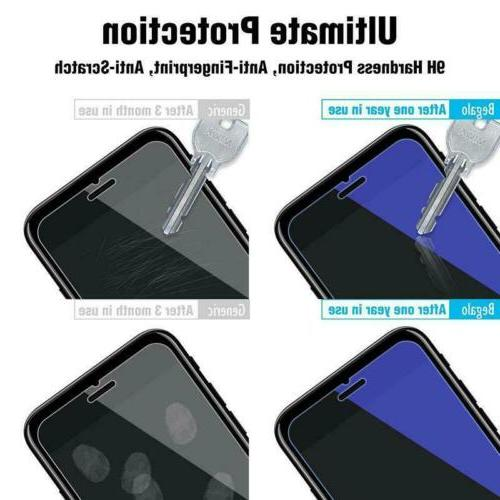 Anti-Blue Light Screen Protector Tempered Glass 11 XR Plus
