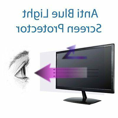 Anti Blue Light Screen Protector  for 19 Inches Widescreen D