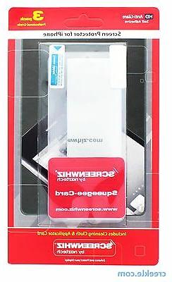 ScreenWhiz HD Anti-Glare Pre-Cut Screen Protectors 3-Pack fo