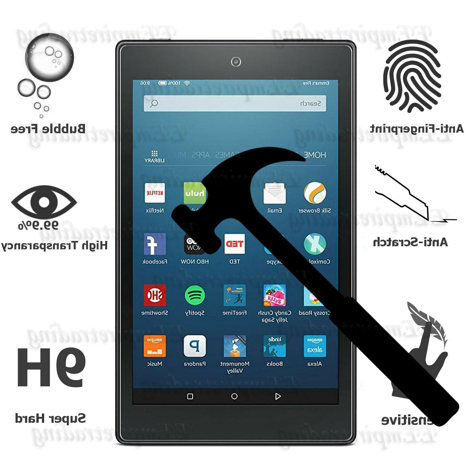 Anti Scratch Screen Protector Amazon HD Tablet