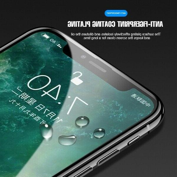 For Apple iPhone 11/11 Pro Screen Protector Tempered Glass FULL