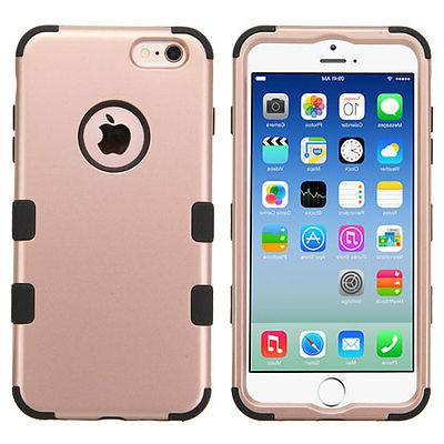 For iPhone 6 TUFF Hybrid Protective Case