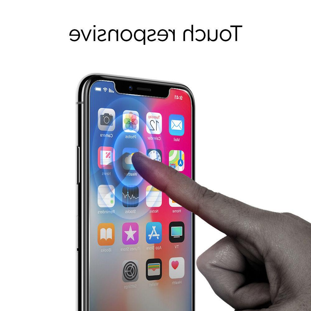 iPhone X 10 Tempered Glass Screen Protector -