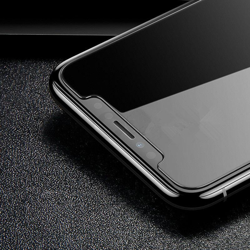 For iPhone Privacy Tempered Protector Guard