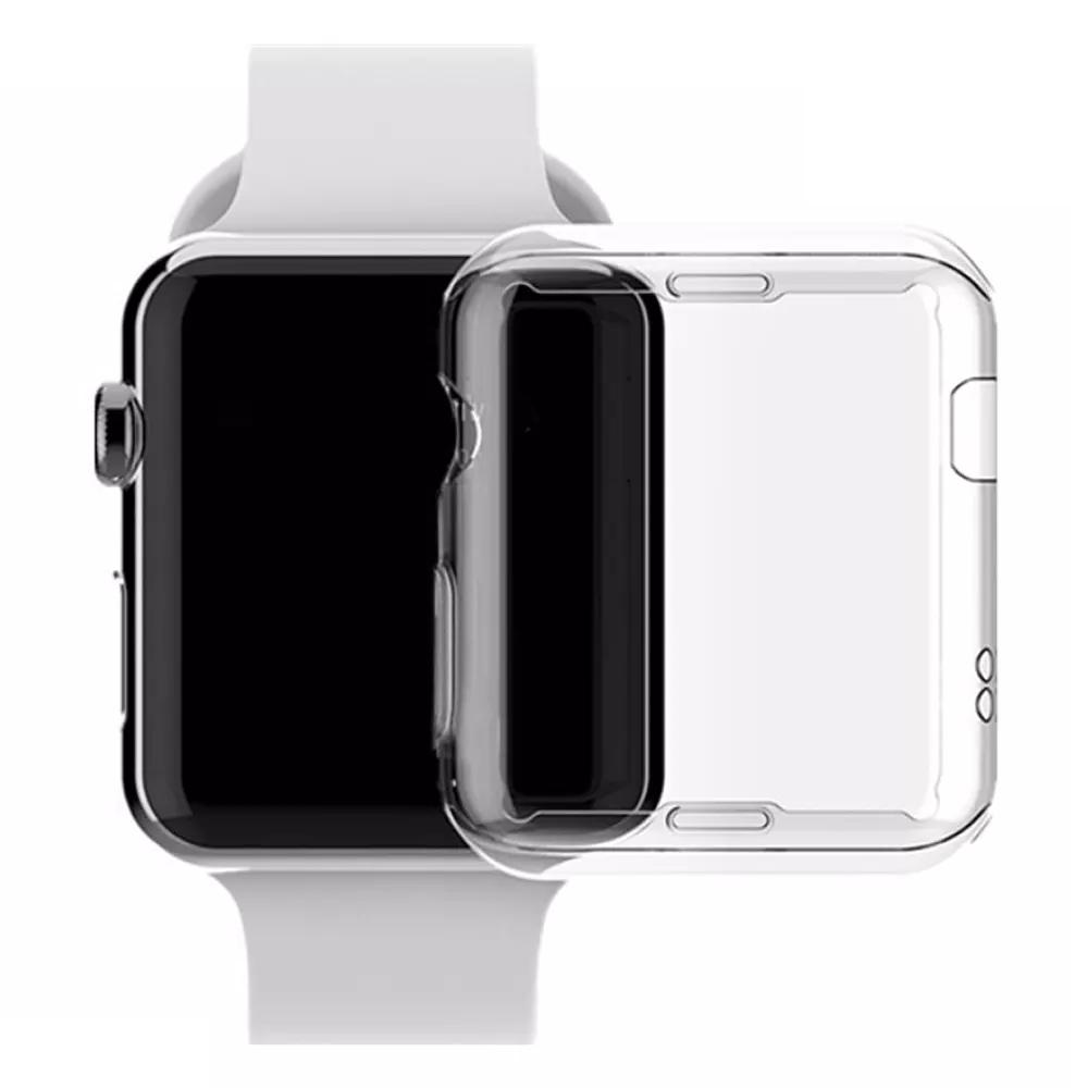Apple Watch 3 Screen Protector Cover Case soft clear and ult