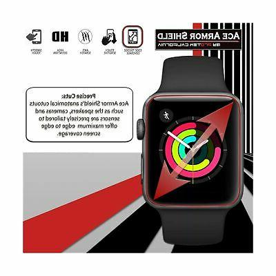 Apple Watch and Protector Ace Fu...