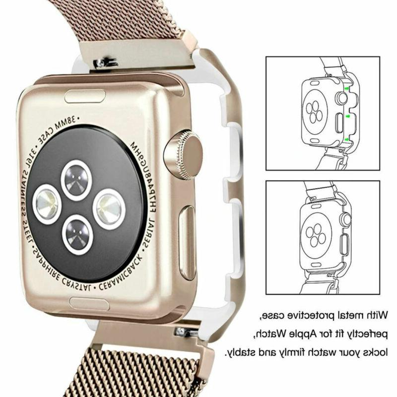 For Watch Series 3/2/1 iWatch Band 38/42MM