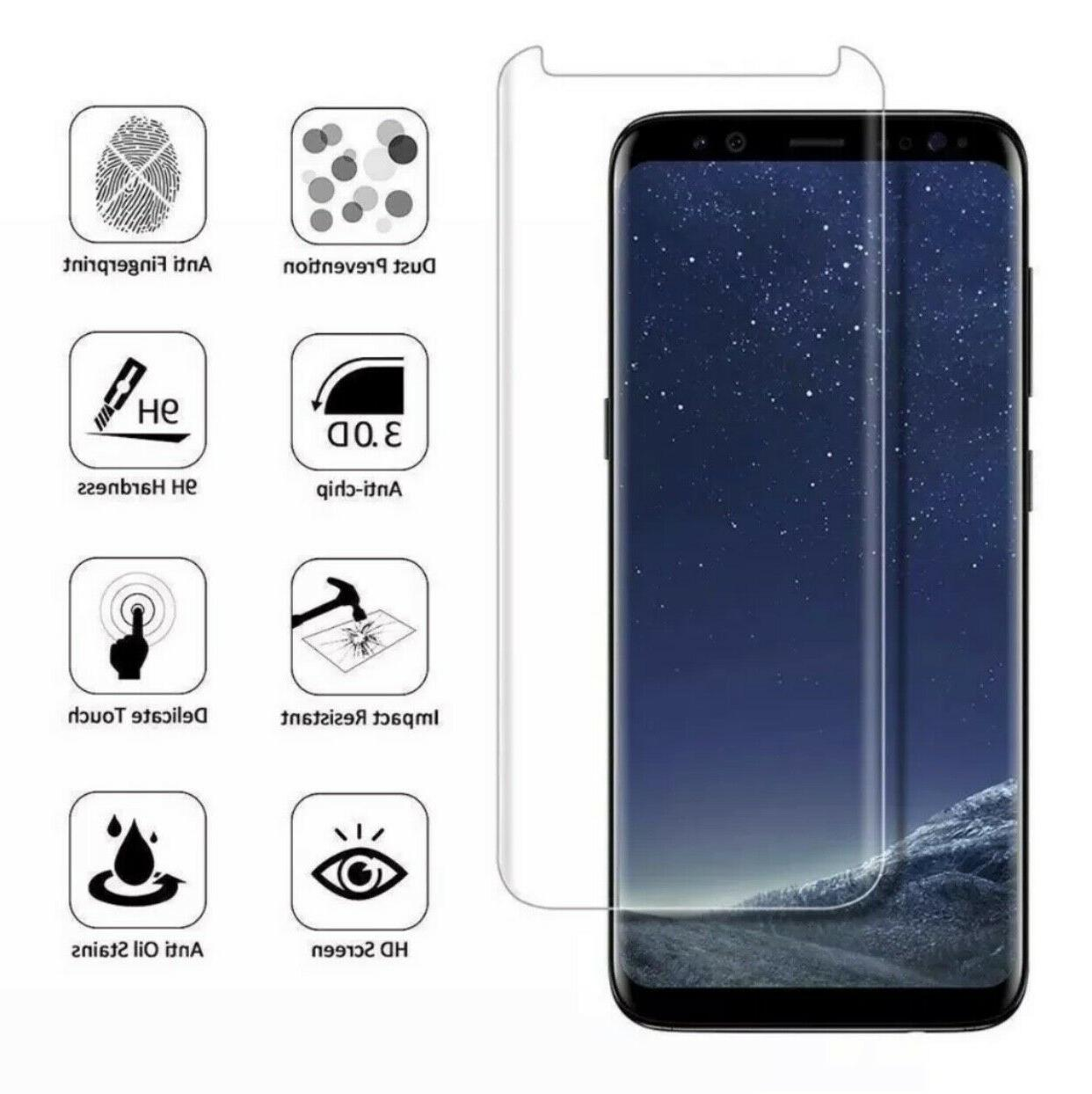 case friendly tempered glass screen protector