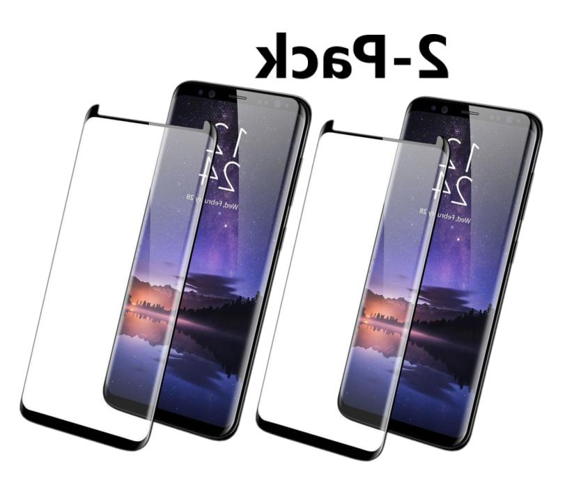 Case Friendly Tempered Screen Protector Note S9 S8 Plus