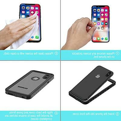Categories IPhone X Case, Full Sealed