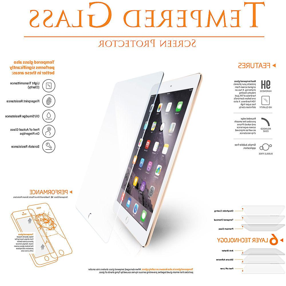 Premium 9H Clear Tempered Glass Film Screen Protector for Ap