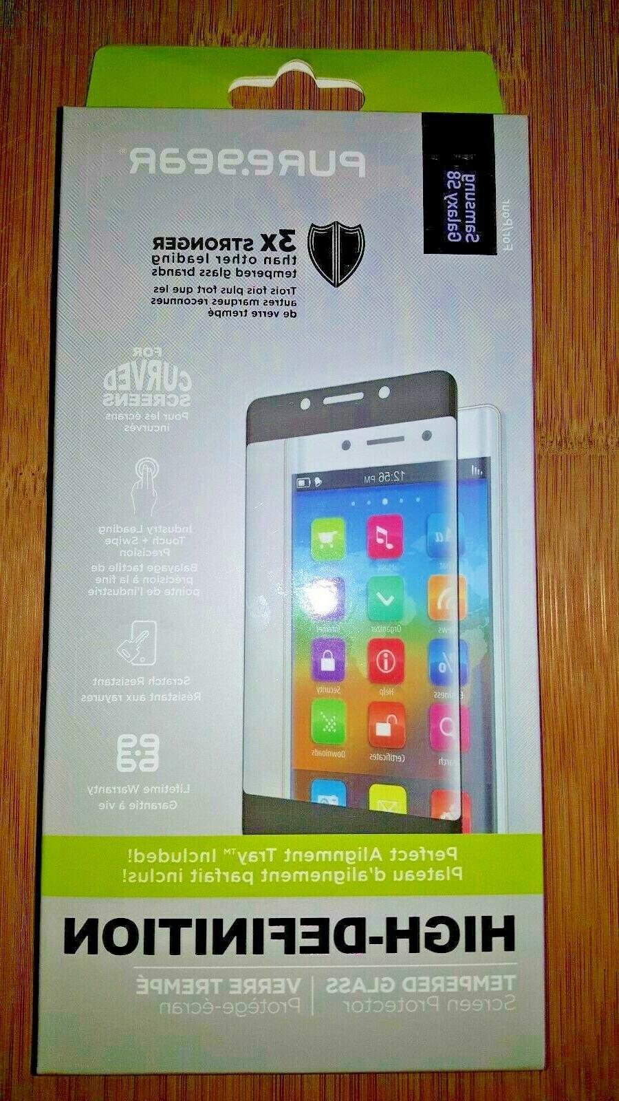 curved tempered glass protection