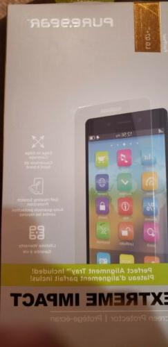 Puregear -Extreme Impact- Screen Protector for LG Q7+ Plus