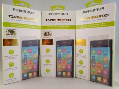 extreme impact screen protector for samsung galaxy