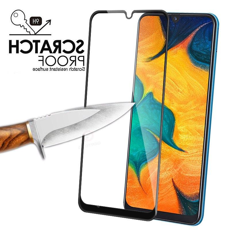 For glass a70 Cover For <font><b>Samsung</b></font> a50 a20s a90 A9 lite a5 6